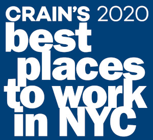 Ryan Named One of the Best Places to Work in New York City by <em>Crain's New York Business</em>