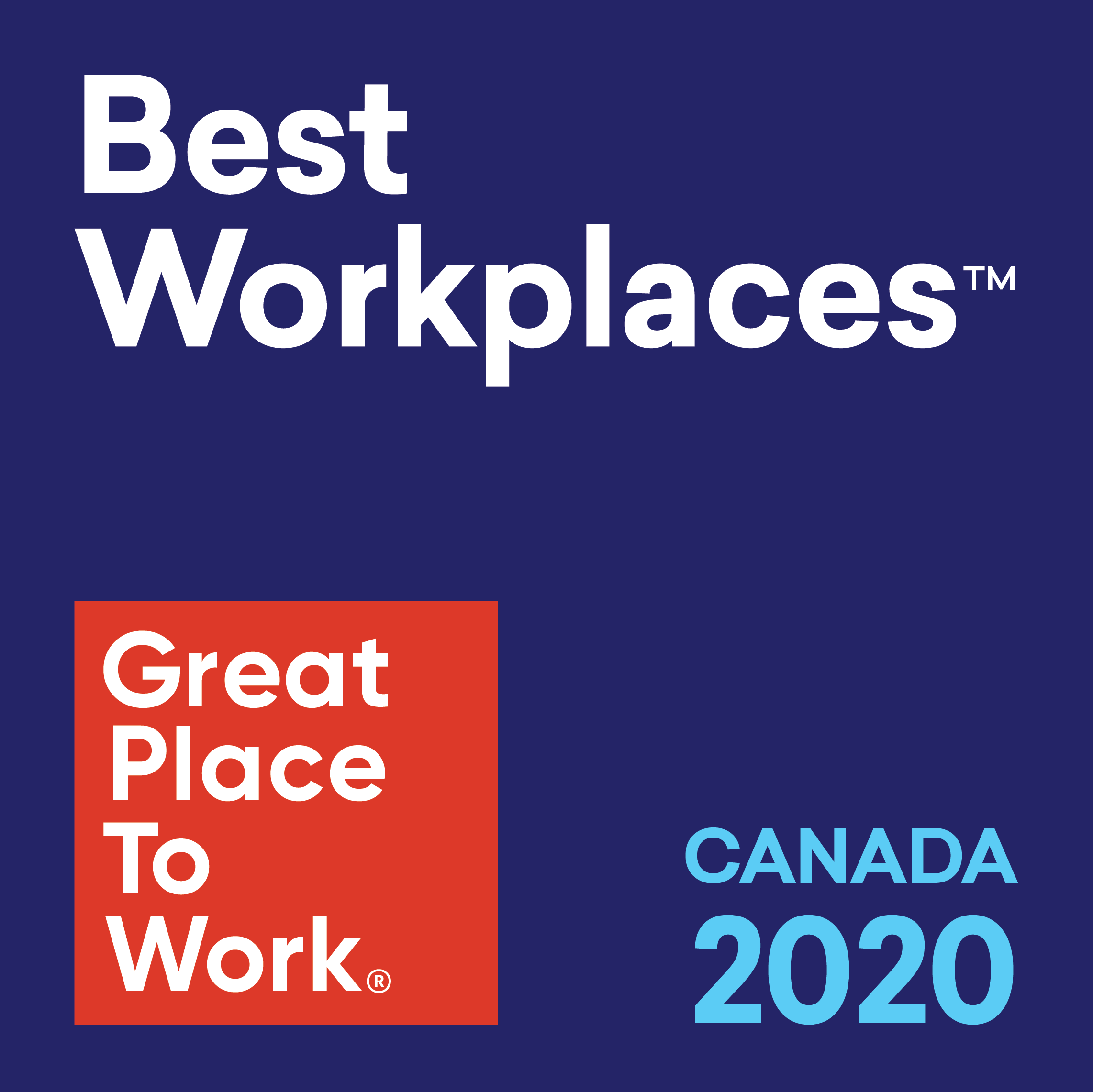 Ryan Named One of the Best Workplaces in Canada for Eighth Consecutive Year